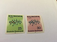 Buy Germany Europa 1972 mnh