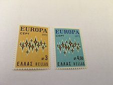 Buy Greece Europa 1972 mnh