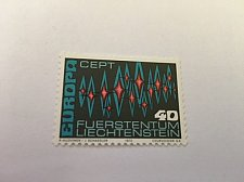 Buy Liechtenstein Europa 1972 mnh