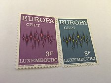 Buy Luxembourg Europa 1972 mnh