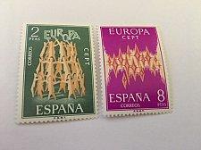 Buy Spain Europa 1972 mnh