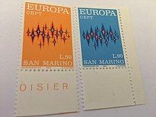 Buy San Marino Europa 1972 mnh #1