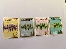 Buy Malta Europa 1972 mnh