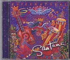 Buy Supernatural by Santana CD 1999 - Very Good