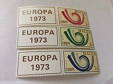 Buy Malta Europa 1973 mnh