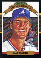 Buy Dale Murphy 1987 Donruss Diamond Kings Baseball Card Atlanta Braves