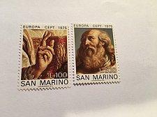 Buy San Marino Europa 1975 mnh