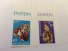 Buy Liechtenstein Europa 1976 mnh