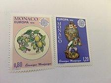 Buy Monaco Europa 1976 mnh