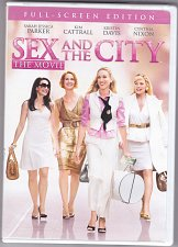 Buy Sex and the City - The Movie DVD 2008 - Very Good