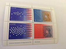 Buy Ireland American Declaration of Independence SS mnh 1976