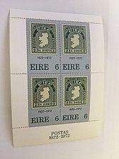 Buy Ireland First Irish stamp mnh s/s 1972