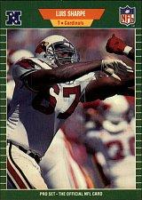Buy 1989 Pro Set Phoenix Cardinals Football Card #337 Luis Sharpe