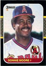 Buy Donnie Moore 1987 Donruss Baseball Card Califonia Angels