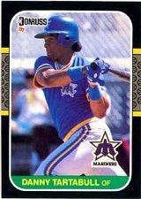 Buy Danny Tartabull 1987 Donruss Baseball Card Seattle Mariners