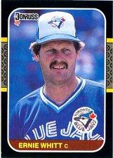 Buy Ernie Whitt 1987 Donruss Baseball Card Toronto Blue Jays