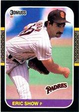 Buy Eric Cnow 1987 Donruss Baseball Card San Diego Padres