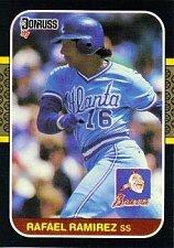 Buy Rafael Ramirez 1987 Donruss Baseball Card Atlanta Braves
