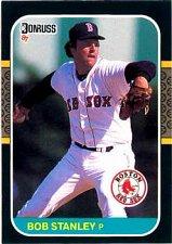 Buy Bob Stanley 1987 Donruss Baseball Card Chicago Boston Red Sox