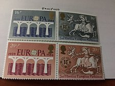 Buy Great Britain Europa 1984 mnh
