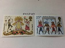 Buy Great Britain Folklore mnh 1981