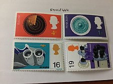 Buy Great Britain Discoveries mnh 1967