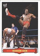 Buy Scissor Kick - WWE 2012 Topps Heritage Wrestling Trading Card #18