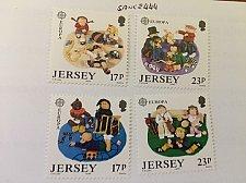 Buy Jersey Europa 1989 mnh
