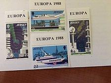 Buy Jersey Europa 1988 mnh