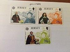 Buy Jersey Europa 1992 mnh