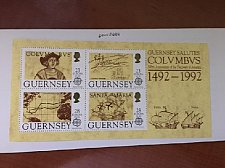 Buy Guernsey Europa 1992 s/s mnh