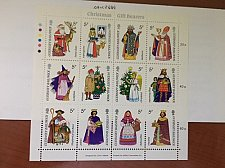 Buy Guernsey Chistmas s/s mnh 1985