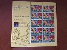 Buy Guernsey Europa 1994 s/s overprint HONG KONG mnh