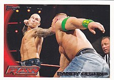 Buy Randy Orton - WWE 2010 Topps Wrestling Trading Card #9