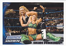 Buy Beth Phoenix #15 - WWE 2010 Topps Wrestling Divas Trading Card