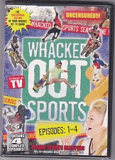 Buy Whacked Out Sports Episodes 1-4 Uncensored DVD - Brand New