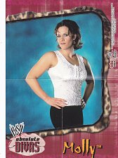 Buy Molly - WWE Absolute Divas 2002 Wrestling Mini Poster