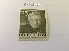 Buy Germany Berlin Schinkel mnh 1952