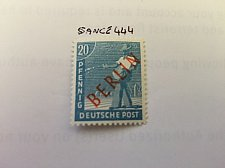 Buy Germany Berlin Red Overp. 20p mnh 1949 #2