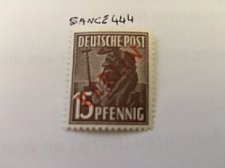 Buy Germany Berlin Red Overp. 15p mnh 1949