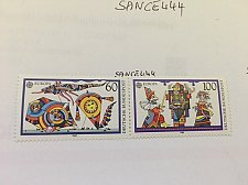 Buy Germany Europa 1989 mnh #1