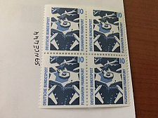 Buy Germany Sights 10p block imperf mnh 1988