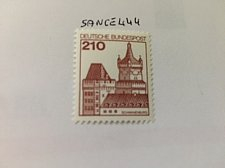 Buy Germany Castle 210p mnh 1978