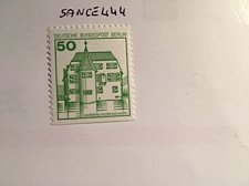 Buy Germany Berlin Castle 50p imperf. bottom mnh 1980 #1