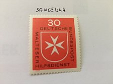 Buy Germany Maltese Cross mnh 1969