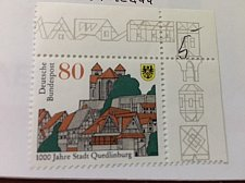 Buy Germany Quedlinburg 1994 mnh