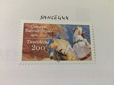Buy Germany Tiepolo Horses Paintings mnh 1996