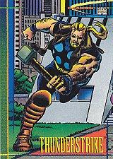 Buy Thunderstrike #94 - 1993 Marvel Comic Trading Card