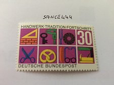 Buy Germany Handcrafts mnh 1968