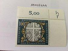 Buy Germany Passion Festival mnh 1960 #1
